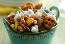 Snacks! / by Barbara Frey