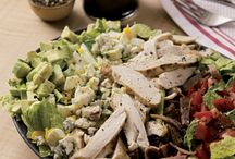 Chow Down - Salads and Dressing / by Shelly Gresham