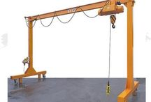 low price mobile overhead crane for sale