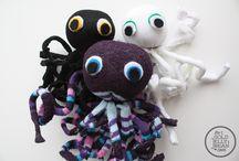 Socktopus / Sock octopus