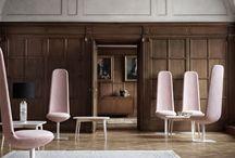 meubilair / stoelen, tafels, lampen, banken, kasten,...