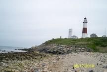 Montauk  Lighthouse Hometown / by Gail Verhaegen Sterling