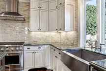 Kitchen Ideas & Designs / Idea we love, for the kitchen!