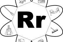 Atividades letra R