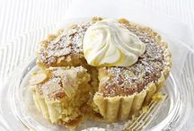 Lemon bakewell
