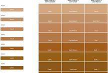 color shades