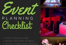 Event Planning Checklist / All of your event planning needs in an easy to use checklist. Here to help reduce the stress of event planning and help you put together all the right components for your event! Download the full checklist at http://offers.helloendless.com/event-planning-checklist