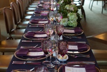 Wedding Tables and Centerpieces