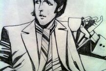 Paul mccartney/Artwork By Others
