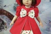 Doll Clothes - Handmade / by Kathy Alfano-Allen