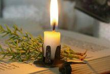 mum   candle  şamdan