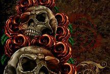 Skull F^CKED / SKULLS