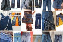 Idees vir ou Jeans