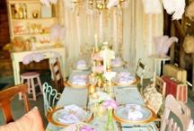 go ask alice / Alice in Wonderland inspired wedding details