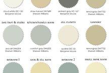 Paints/Colours