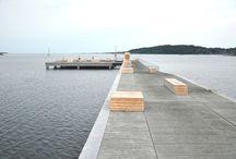 BATHING PIER IN ASKIM / progetto architettura Gothenburg