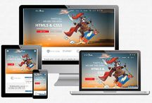 PSD to Responsive / PSD to Responsive Website: HTMLPanda - Get the services for PSD to Responsive web design from one of the best company in your budget with 100% satisfaction guarantee. / by HTMLPanda