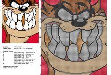 Cross Stitch - Looney Tunes