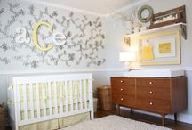 Nursery Ideas / by Jennifer Aldrich