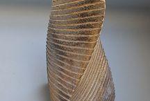 Keramika a dřevo