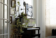 piano room / by Angie Sowers