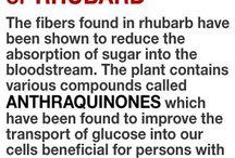 the benefits of rhubarb