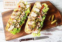 Lunch / Przekąski idealne do pracy, szkoły lub na piknik