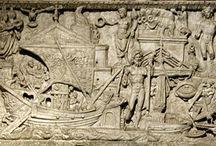 Transporte romano