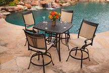 Outdoor Bar Sets / by Chair King Backyard Store