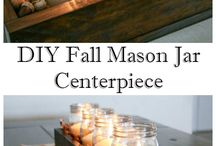 fall centerpieces