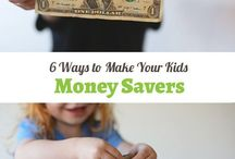 Money and finance learning kids activities / Kids activities promoting money literacy, finance, money management