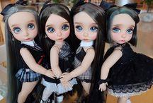 poupées animators Disney