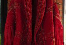 Tejido en Telar / prendas confeccionadas en diversos telares