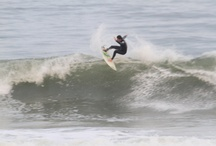 Surfing with Peter Roesler