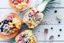 Frukt desserter