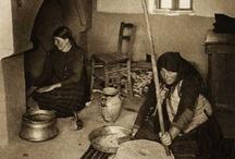 Cum trăiau odinioară românii