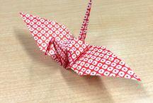ORIGAMI / 折り紙で色々作ってみるよ
