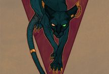 Dragon Ball cat god