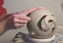 Clay Carving techniques