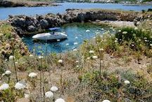 Summer, Sun and Boats! / Boats Menorca wild north coast!