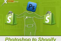 PSD to Shopify / PSD to Shopify – XHTML Champs provide services in Shopify module development as well as shopify template integration.