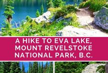 South BC Camps and Hikes