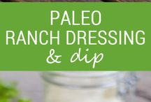Paleo Dips and Spreads