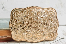 rodeo buckles / by Cody Crabtree