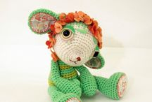 Amigurumi  / by Gillian Golding