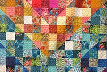 Project Linus - Squares / by Cindy Jauert