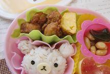 Japan / Food / BENTO / Japan/BENTO