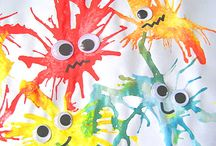 Art Resources / Lots of wonderful art and craft ideas to use with children in the classroom.