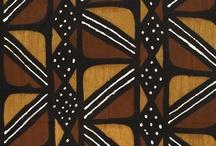 estampa africana