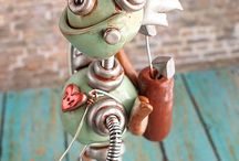 Robots / by Bumblebead Studio